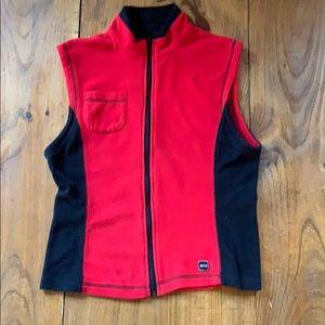 Nils fleece vest